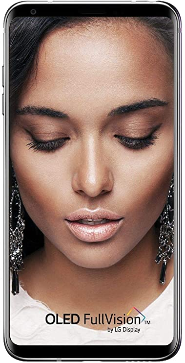 LG V30+ (Silver, 4GB RAM, 128GB Storage) Smartphones at amazon