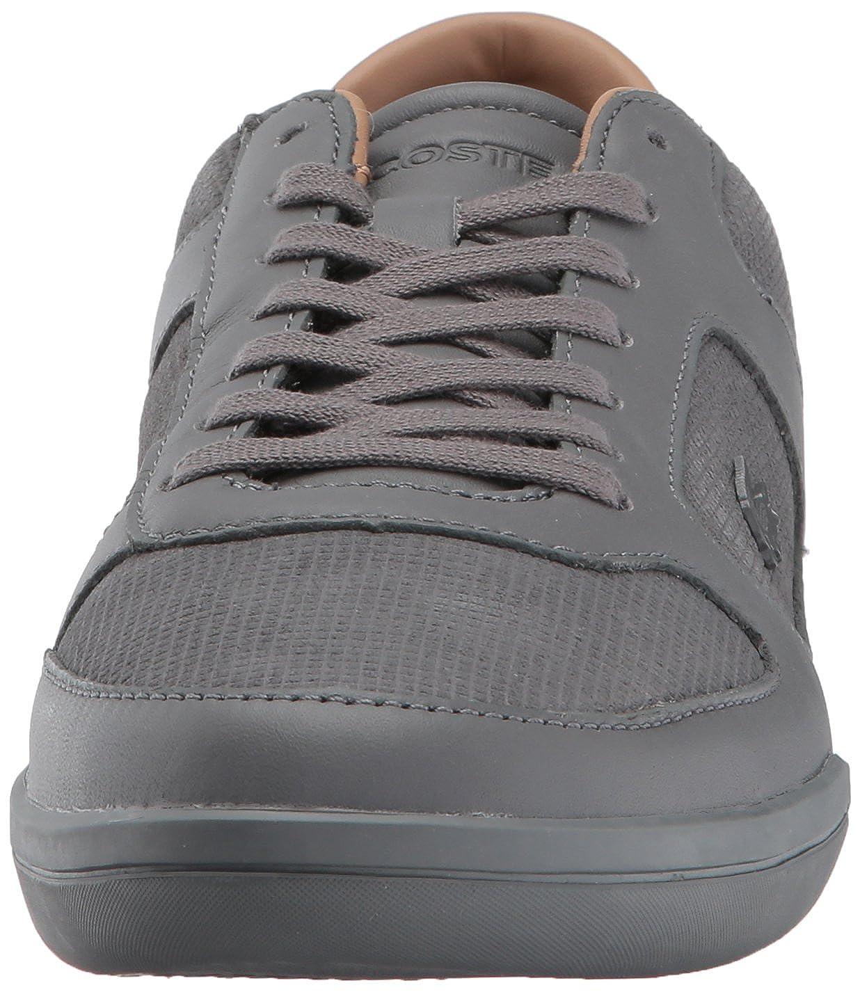 Amazon.com | Lacoste Mens Court-Minimal 317 1 Sneaker | Fashion Sneakers