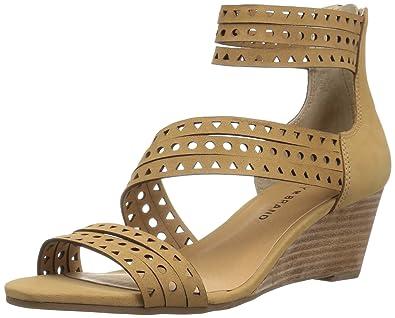 Lucky Brand Brand Lucky Damens's Jaleela Sandale   Flats d1ba84