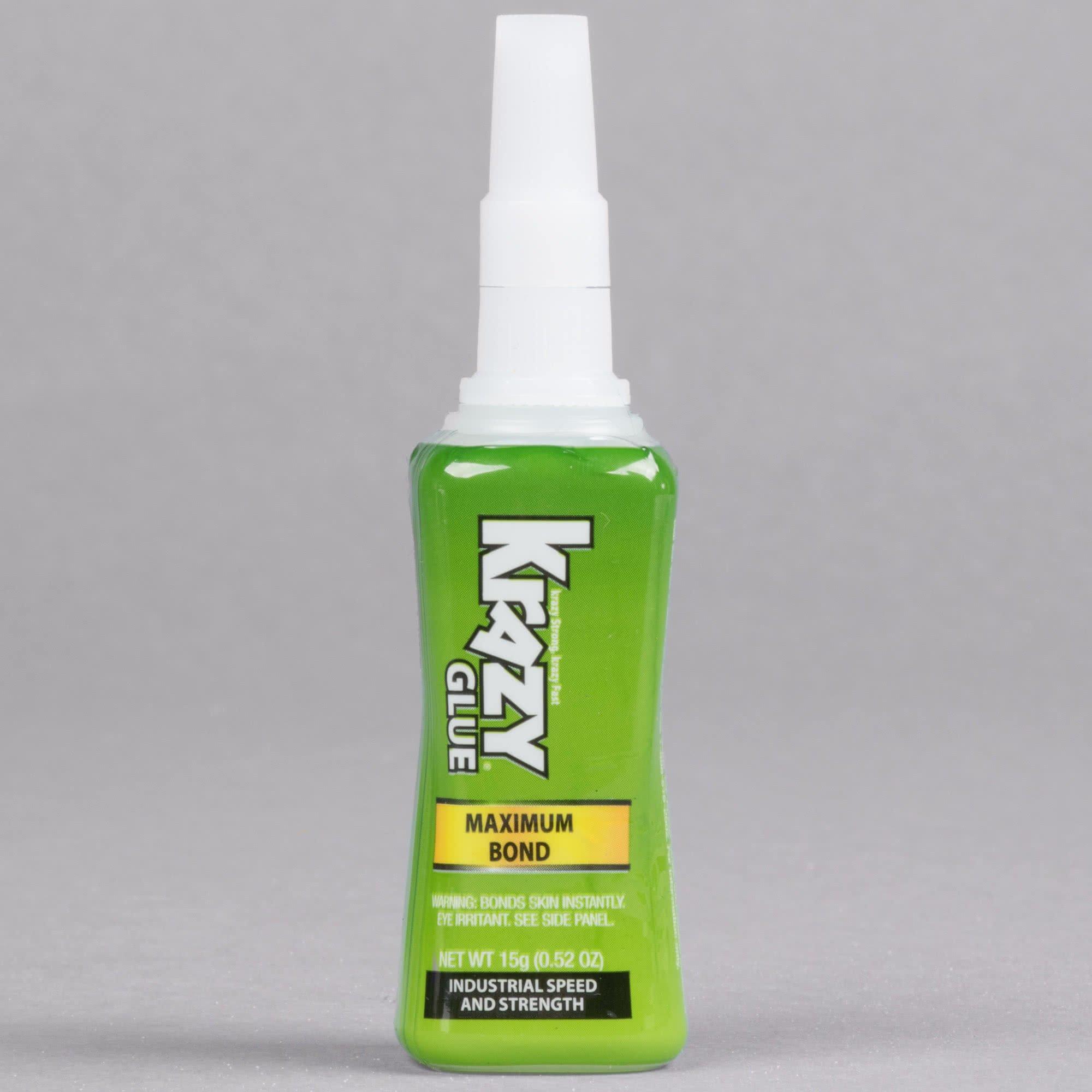 TableTop King KG48948MR Maximum Bond Stay Fresh Clear 15 Gram Glue