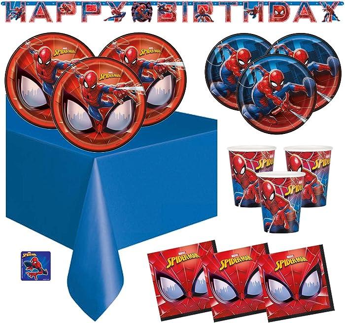 Top 10 Spider Man Decor Party