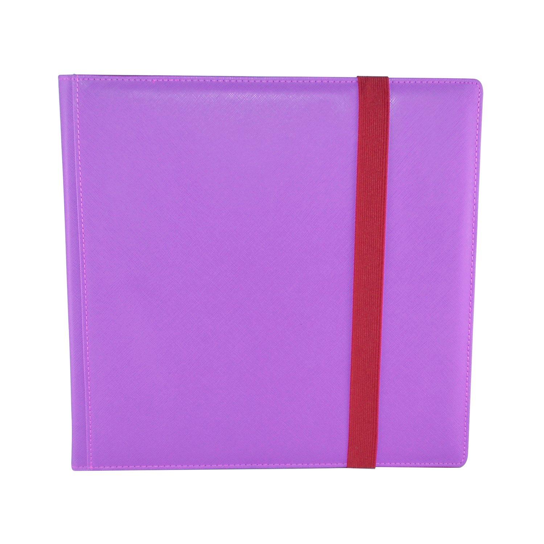 Dex Protection 12-pocket Binder - Purple