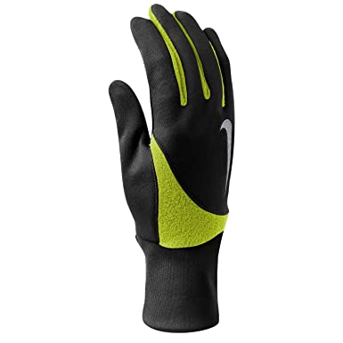 2a45ac1ce9 Nike Men`s Solid Element Thermal 2.0 Gloves (Black (NRGB102-833006)