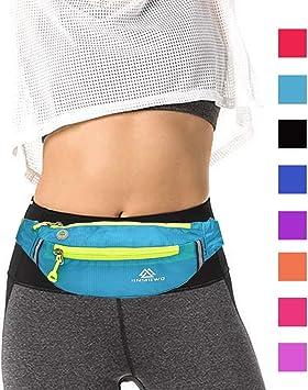 Amazon.com: Uliteki - Bolsa de cintura para mujer, para ...