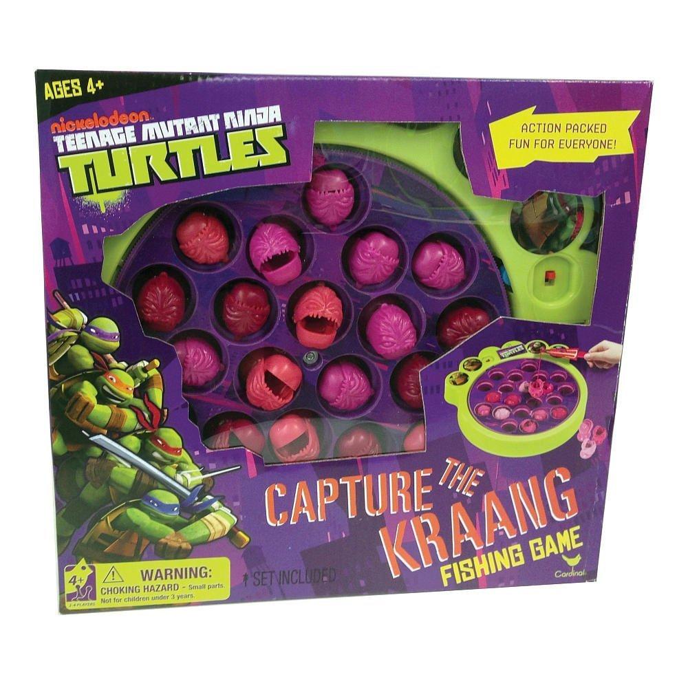 Teenage Mutant Ninja Turtles Capture The Kraang Fishing Game ...