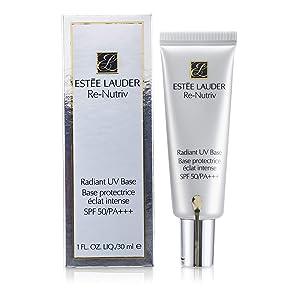 Estee Lauder Re-Nutriv Radiant UV Base SPF 50/1 oz. - No Color