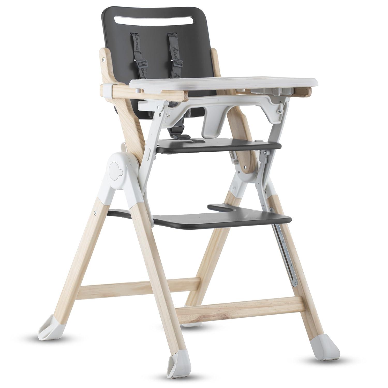 Amazon Joovy Wood Nook Highchair Black Baby