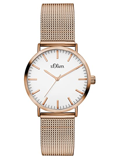 Quarz Damen Armbanduhr So S 3272 oliver Analog Mq A354jLqR