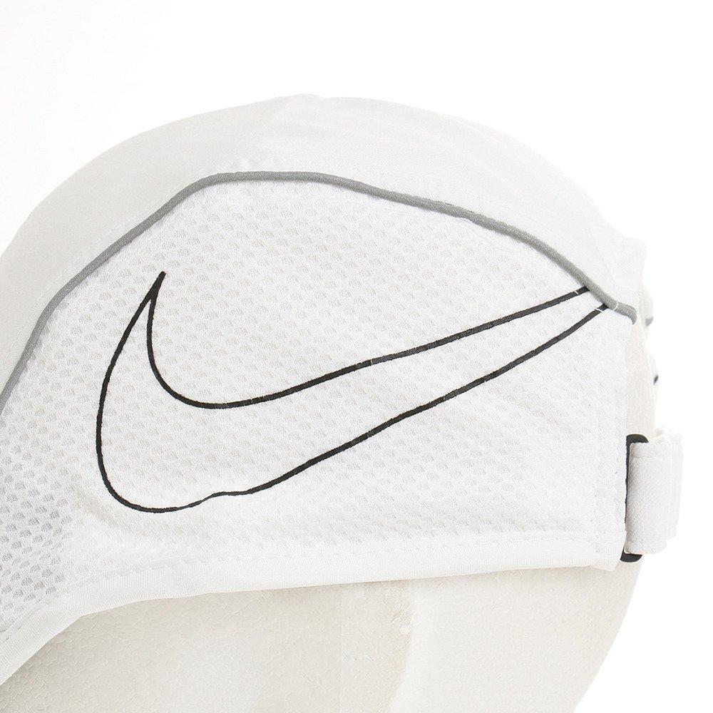 804b0e90f Nike U Nk Arobill Run Aw84 Gorra, Hombre, Blanco White/Black, Talla Única