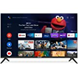 Caixun 50 Inch 4K TV Smart LED TV UHD, 2160P Ultra HD Resolution Television with HDR Voice Remote Control, Support with…