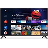 Caixun EC50S1UA,50 inch(126cm) UHD Smart Android TV, HDR, Android 9.0, Google Assistant(Voice control), Dolby Audio…