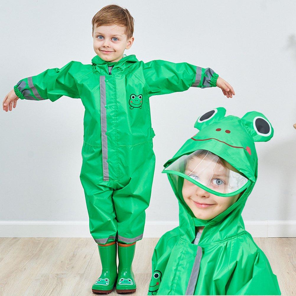 ee87a4863559 Childrens Waterproof Rainsuit
