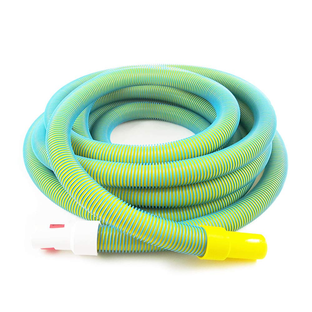 Oreq Stinger Smooth Flex Above-Ground Swimming Pool Vacuum Hose 1.5'' x 40' with Swivel Cuff by Oreq