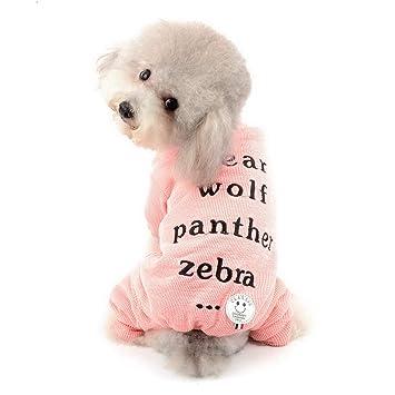 Amazon.com: Ranphy - Jersey para perro, diseño de cachorro ...
