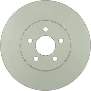Disc Brake Rotor Front Pair Set for Stratus Sebring Cirrus Breeze