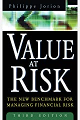 Value at Risk, 3rd Ed.: The New Benchmark for Managing Financial Risk Kindle Edition