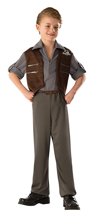 Rubies Costume Jurassic World Owen Child Costume, Large