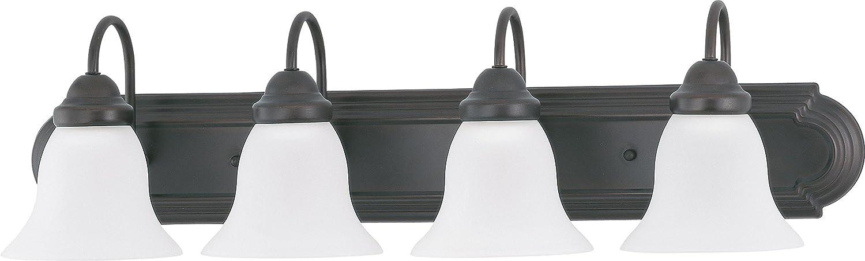 Volume Lighting V1344-79 4-Light Bath Bracket Mounts Up or Down