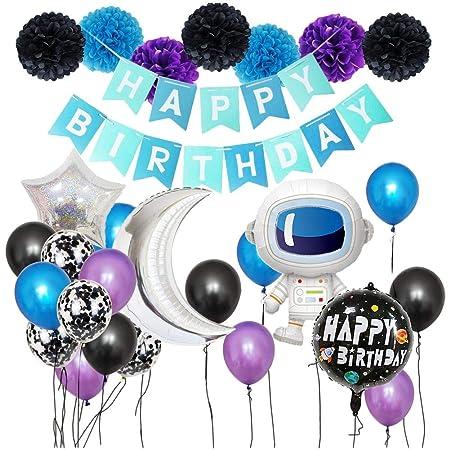 Feliz cumpleaños Decoraciones Globos, Suministros para ...