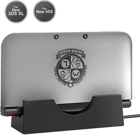 Amazon.com: younik New Nintendo 3DS XL Charging Dock con ...