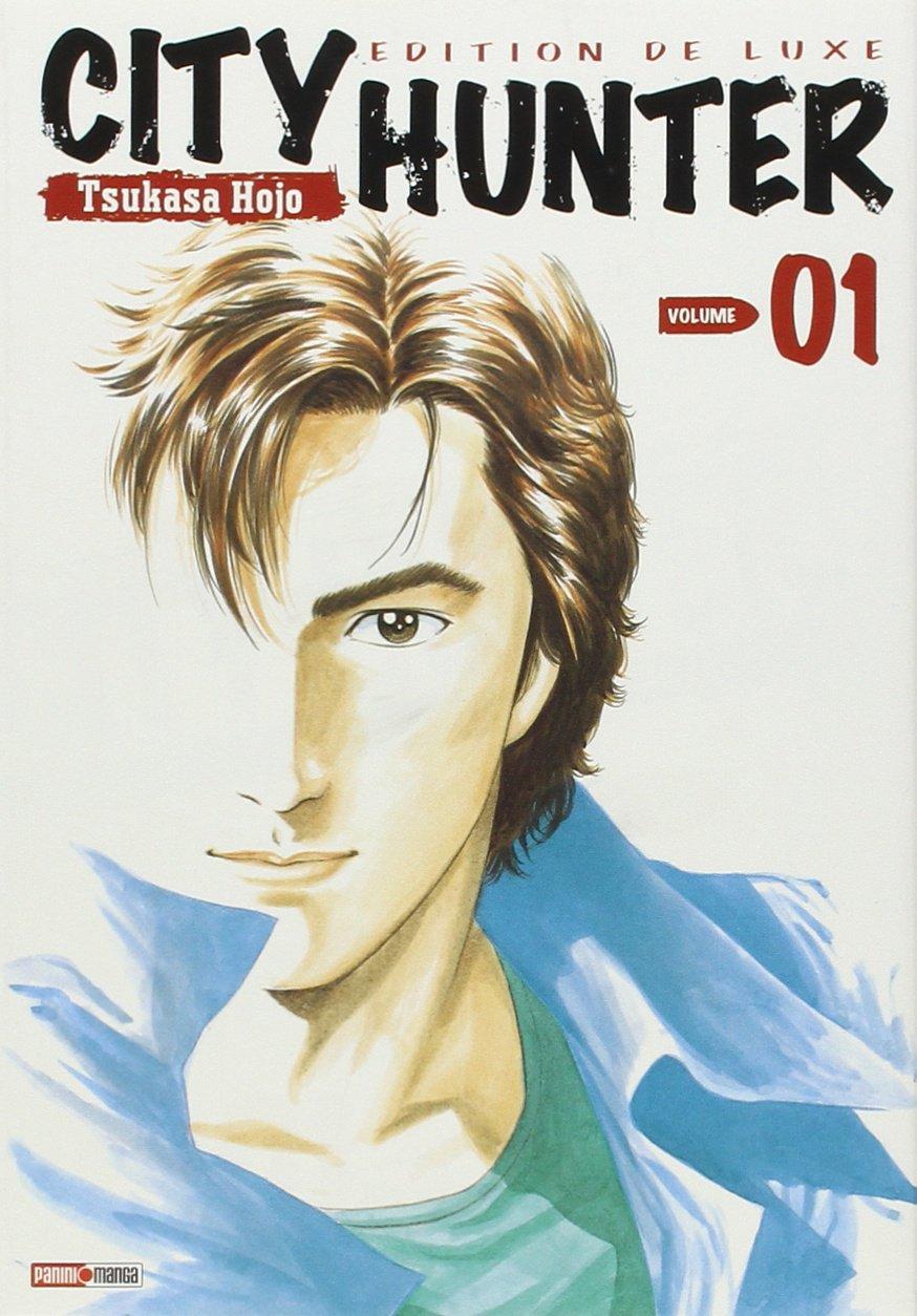 manga STAR COMICS CITY HUNTER numero 6