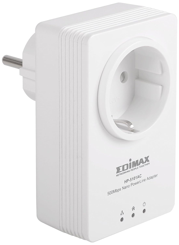 Edimax HP-5101AC Powerline NANO Adapter Scheda di rete
