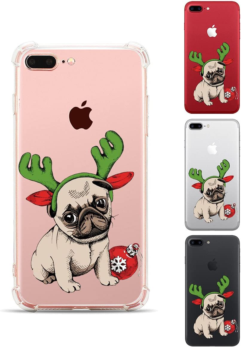 Dog pattern iphone case