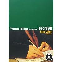 Propostas Didáticas Para Aprender a Escrever