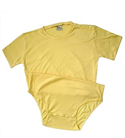 Baby Pants Adult Onezie - Large Yellow 2fad73feb