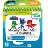 LeapFrog LeapStart 3D Moonlight Hero Math with PJ Masks Book