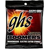 GHS Strings Electric Guitar Boomer Set (Extra Light Nickel Steel) 9-42