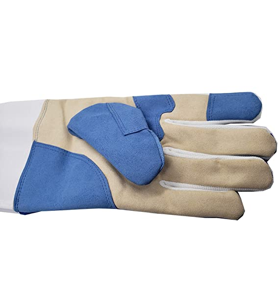Amazon.com: Radge Leather Fencing Glove for Sabre Epee Foil ...