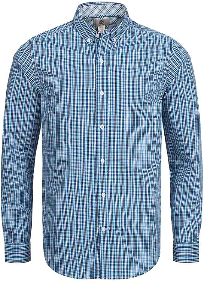 Timberland Lane River Slim Fit Check Hombre Camisa 7007j de 479, 7007J-479, medium: Amazon.es: Deportes y aire libre