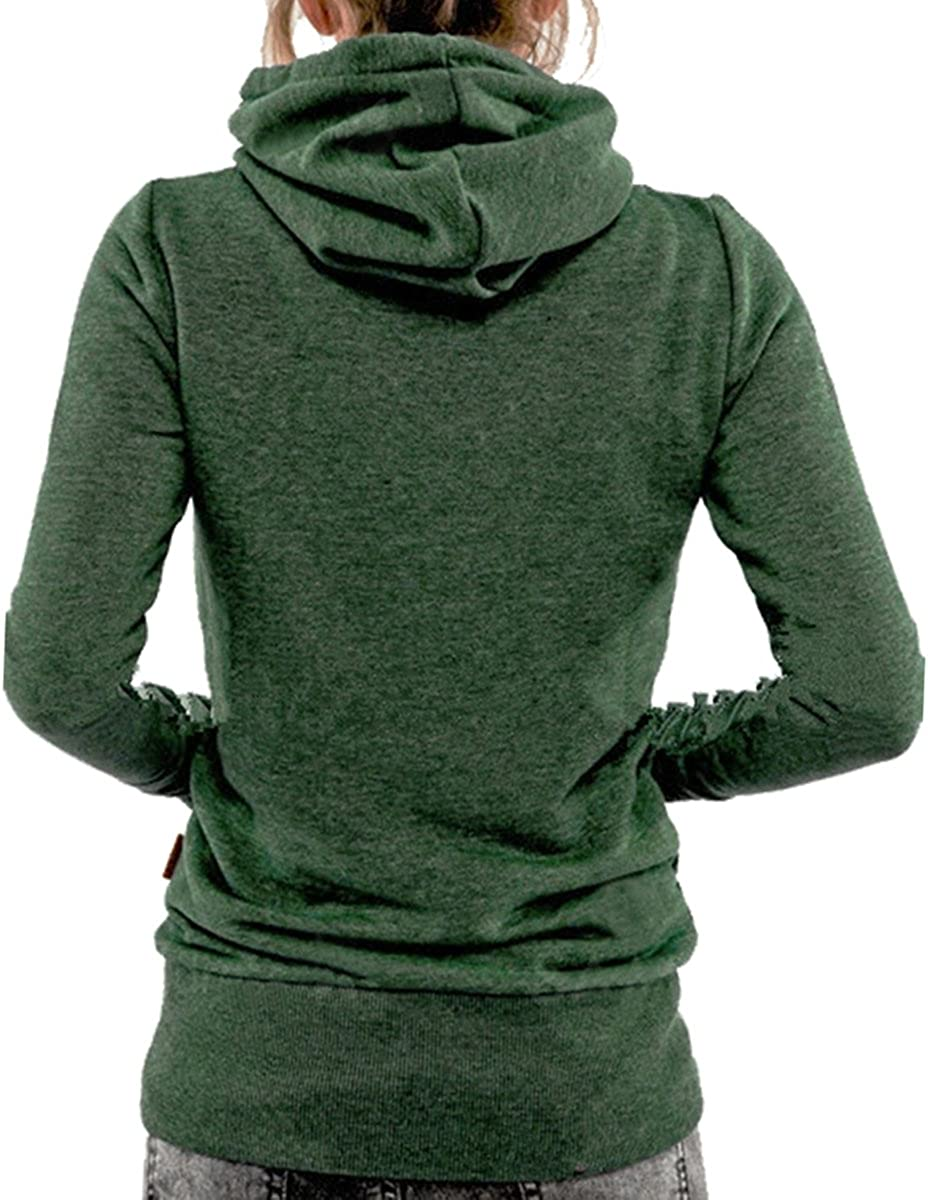 Lutratocro Mens Autumn Casual Drawstring Pullover Long Sleeve Hooded Sweatshirt