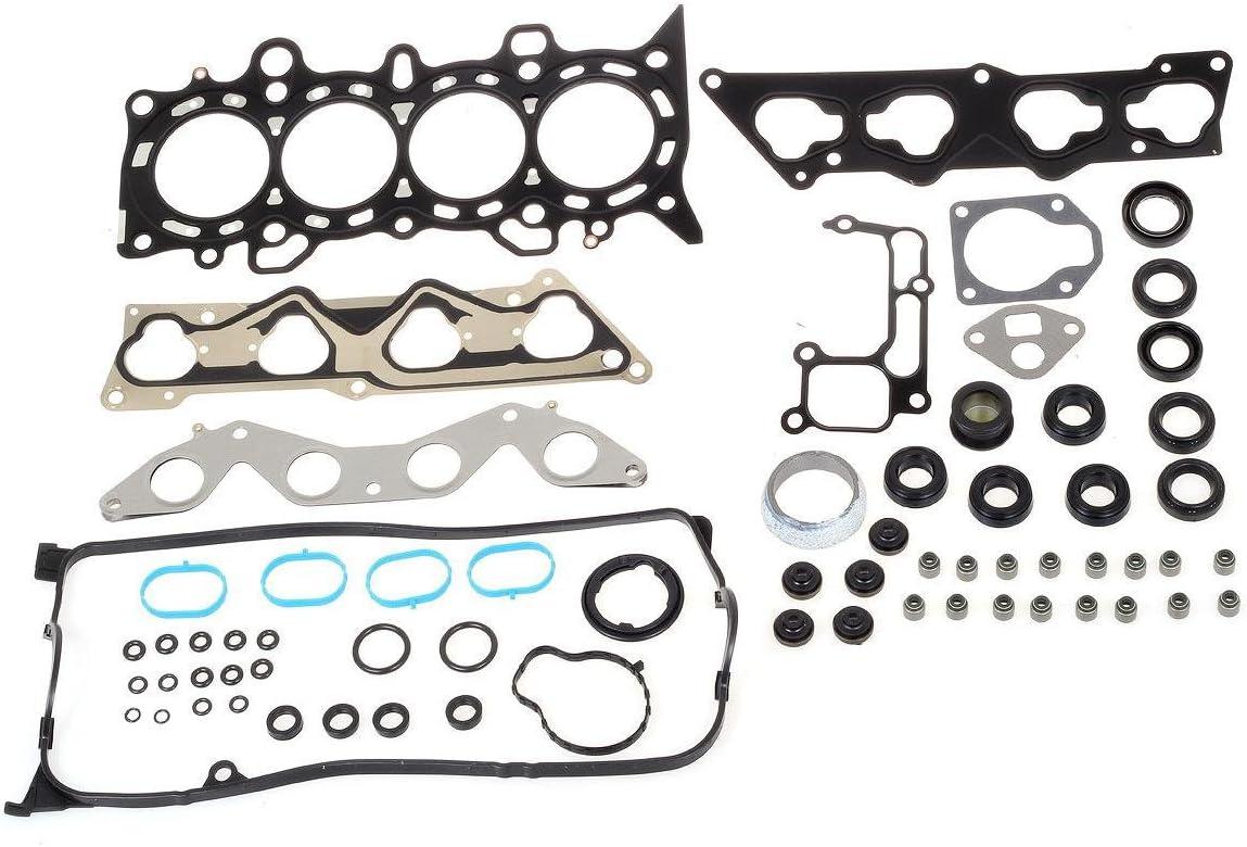 Fits 2001-2005 Honda Civic 1.7L Head Gasket SOHC D17A1 D17A2 D17A6 D17A7
