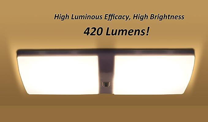 Plafoniere 12 Volt Per Camper : Facon v w lampada led di auto plafoniera tetttuccio