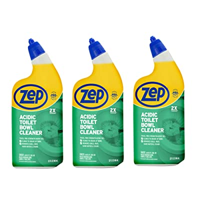 ZEP Commercial Acidic Toilet Bowl Cleaner