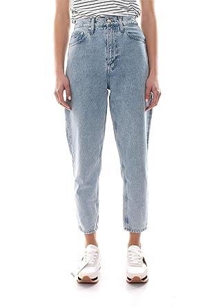 4296ddb4ce019 Tommy Hilfiger DW0DW05882 High Rise Jeans Femme  Amazon.fr  Vêtements et  accessoires