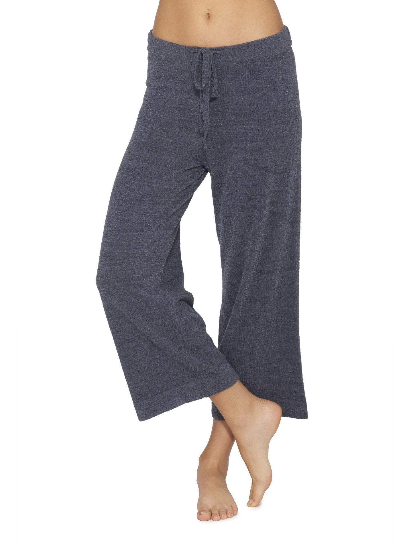 Barefoot Dreams CozyChic Ultra Lite Culotte Capri Pants - Medium - By Barefoot Dreams by Barefoot Dreams (Image #1)