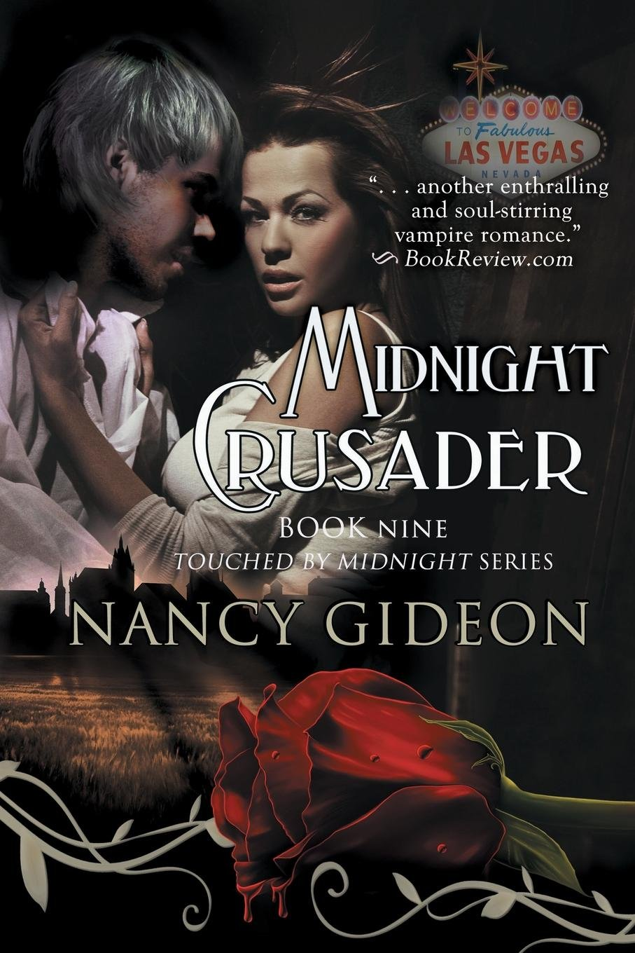 Midnight Crusader: Touched by Midnight, Book 9 pdf