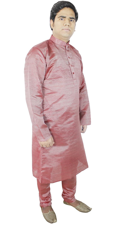 kurta pijama bordado seda tradicional indio vestido de novia -s ...