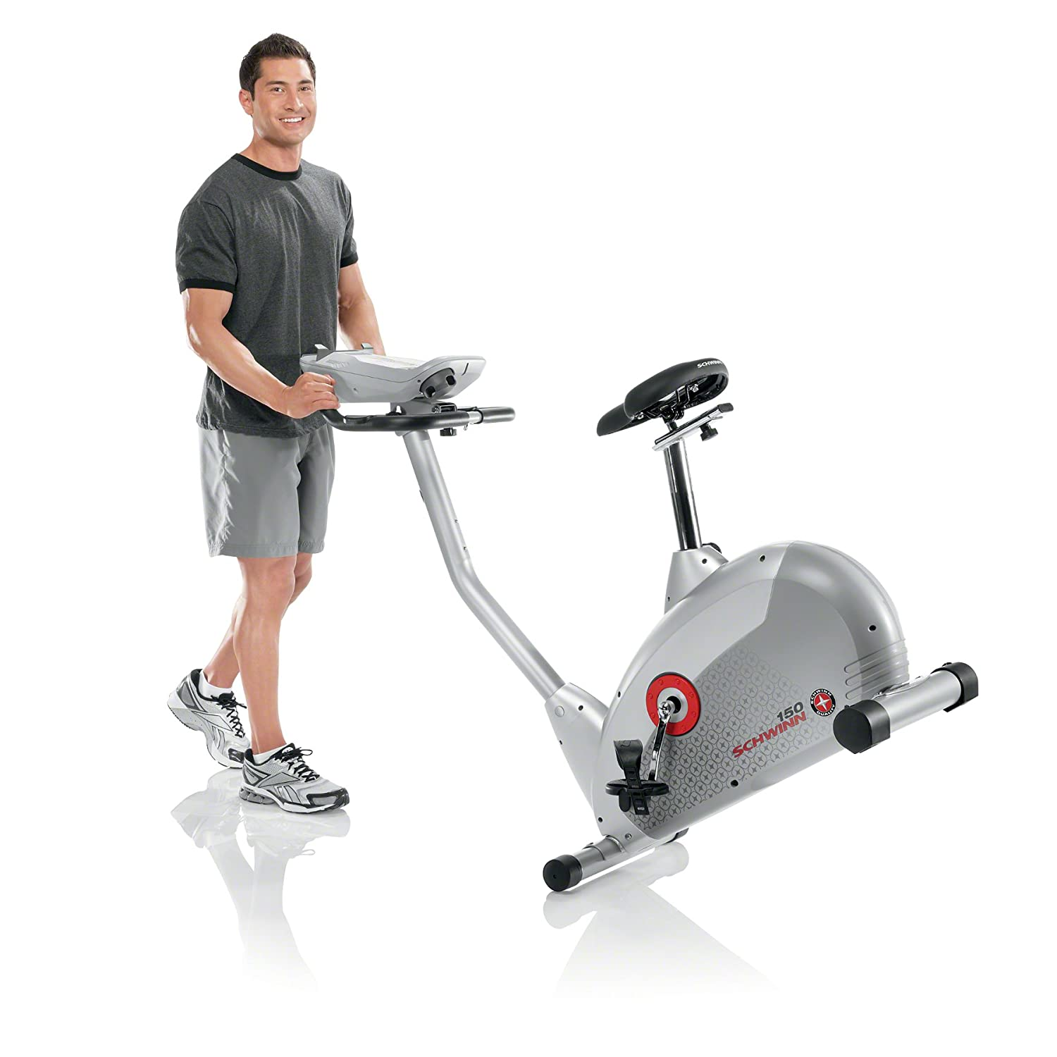 amazon com schwinn 150 upright exercise bike sports outdoors rh amazon com schwinn biofit 150 manual schwinn 150 exercise bike manual