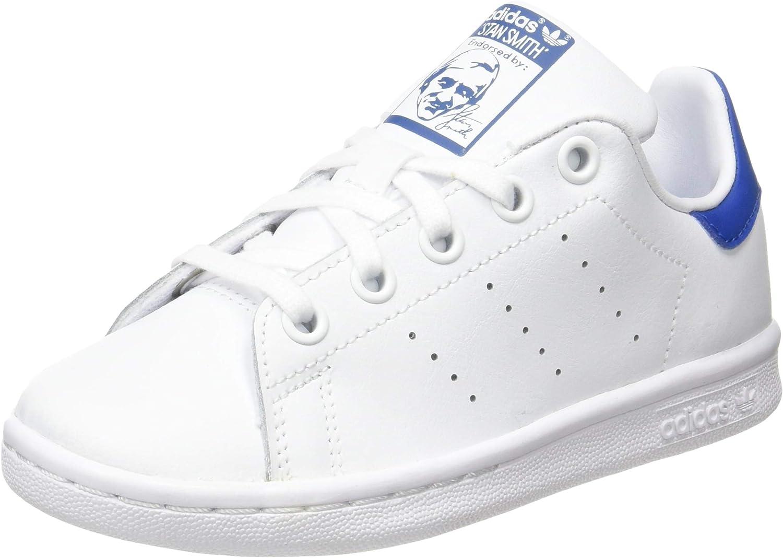 adidas originals stan smith j baskets mixte