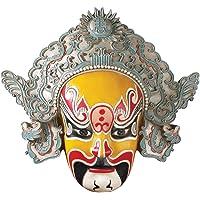 Peking Opera Mask Dian Wei Wall Sculpture [Kitchen]
