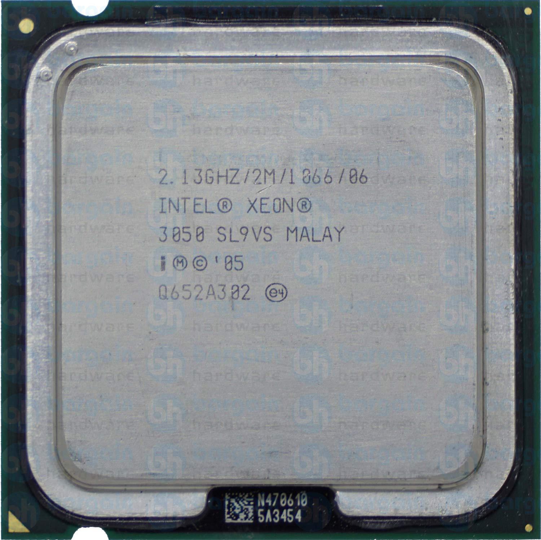 Intel Xeon 3050 2 13GHz Dual Core LGA775 CPU: Amazon co uk: Electronics