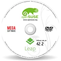OpenSUSE Leap 42.2 - DVD - 64 bits - DVD
