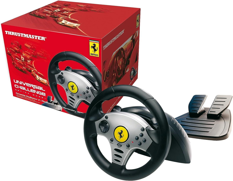 Thrustmaster Pc Racing Wheels Universal Challenge Amazon De Computer Zubehör