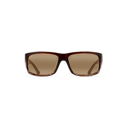 0d0ad71a310 Maui Jim - World Cup - Chocolate Stripe Fade Frame-Hcl Bronze Polarized  Lenses