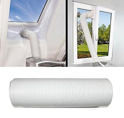 JOYOOO 79 Inch Long 5.9 Inch Diameter Intake/Exhaust Hose PVC Flexible Ducting for Portable  sc 1 st  Amazon.com & Amazon.com: JOYOOO 79 Inch Long 5.9 Inch Diameter Intake/Exhaust ...