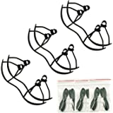 12PCS Propellers and 6PCS Propeller Guards for H6